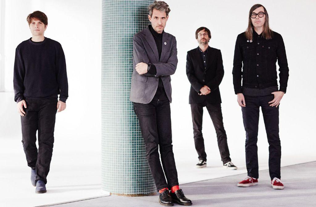 Ursprünglich wollte Tocotronic den  aktuellen Song erst 2021 auf einem neuen Album veröffentlichen. Foto: Universal