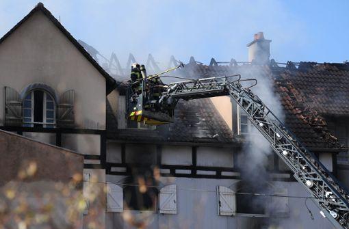 Bekannter Brandstifter hat tödliches Feuer absichtlich gelegt