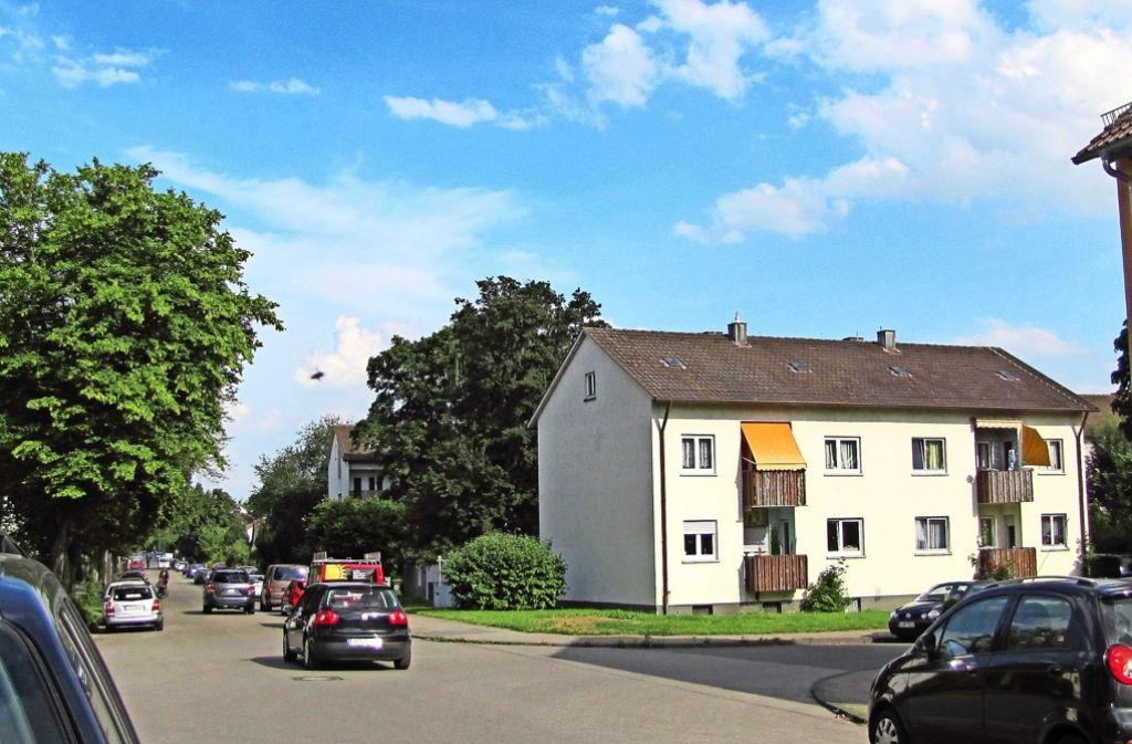 An der Karlshofstraße soll künftig eine fünfgeschossige Bebauung möglich sein. Foto: Eveline Blohmer