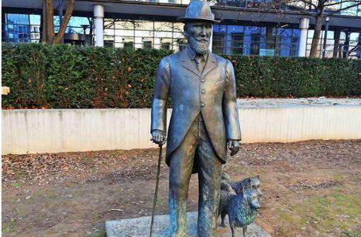 Leiter des Stadtmuseums begrüßt Debatte um Statue