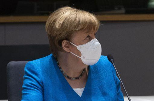 Angela Merkel berät sich am Donnerstag mit den Länderregierungschefs