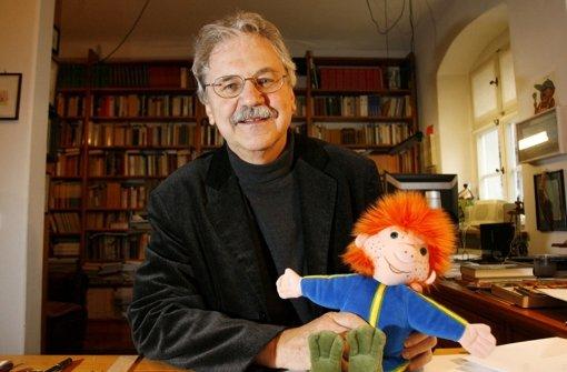 Paul Maar, der Vater des Sams,  ist ein vielseitiger Autor Foto: dapd
