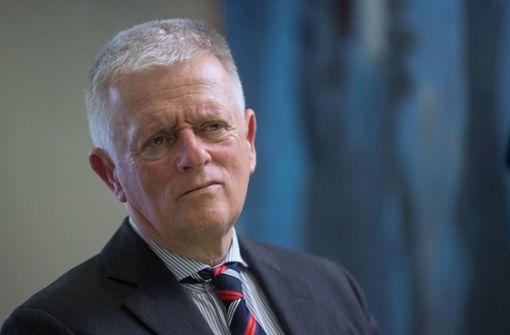 Stuttgarter sind unzufrieden mit OB Kuhn