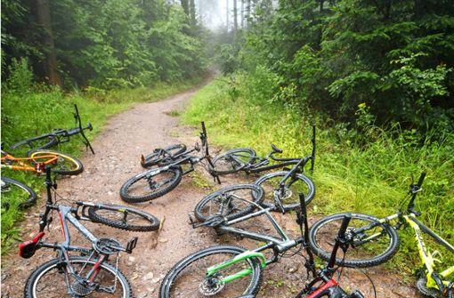 Für legale Trails braucht es klare Regeln