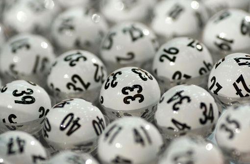 Ein Spieler aus dem Rems-Murr-Kreis hat beim Eurojackpot gewonnen. (Symbolfoto) Foto: dpa