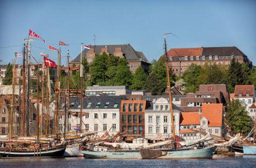 Waren Sie schon mal in Flensburg?