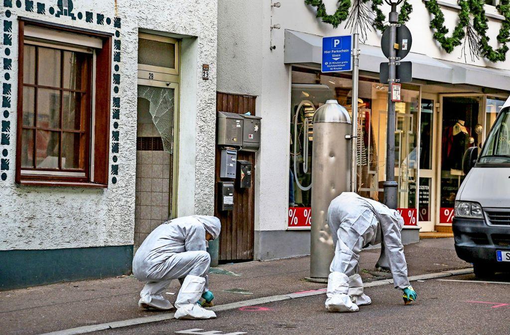 Die Opfer überlebten den Angriff im vergangenen November schwer verletzt. Foto: 7aktuell/