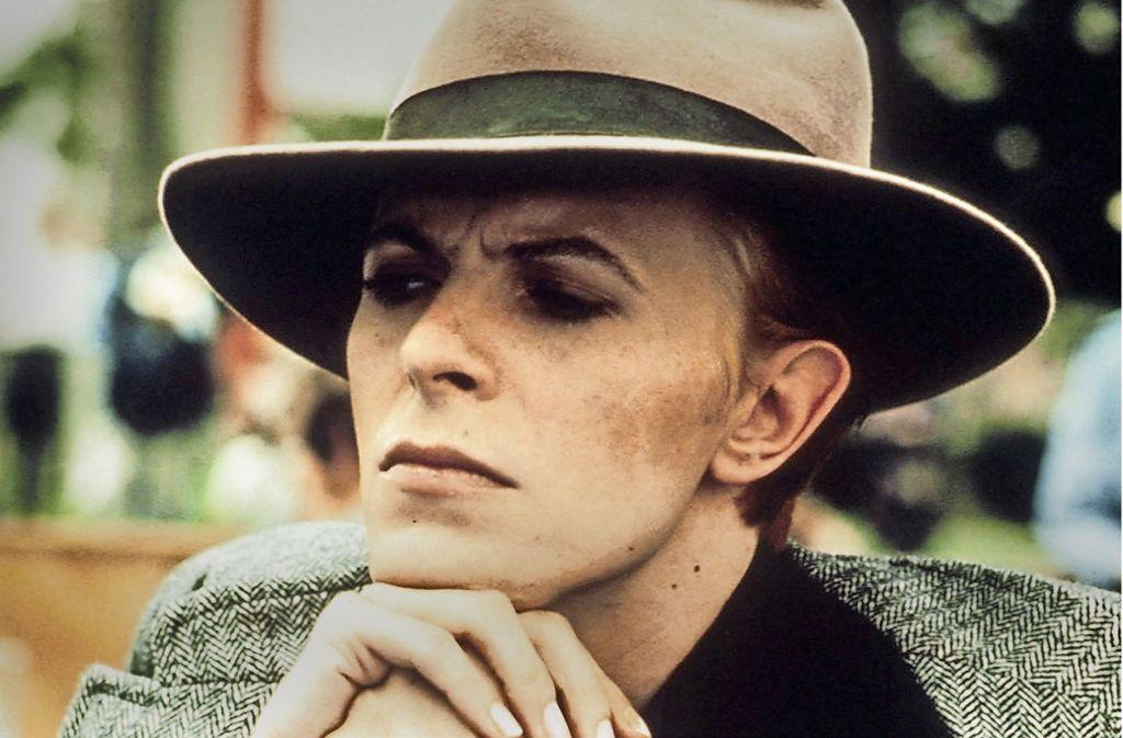 """David Bowie als Außerirdischer in """"Der Mann, der vom Himmel fiel"""" Foto: Studiocanal"""