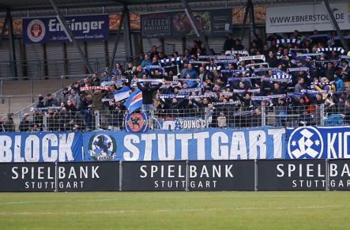 Stuttgarter Kickers verpflichten neuen Caterer
