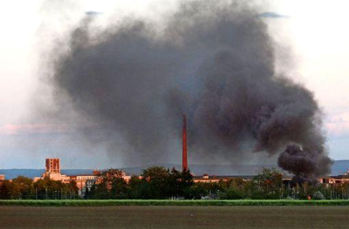 Knapp an einer großen Brandkatastrophe vorbei