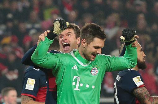 Bayern-Keeper Ulreich trotzt Schmähungen – und wird zum Matchwinner