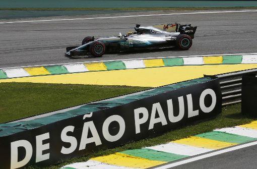 Mitglieder des Formel-1-Rennstalls von Mercedes ausgeraubt
