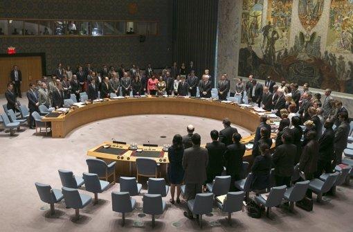 Sicherheitsrat stimmt für unabhängige Untersuchung