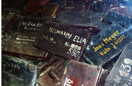 Der Name auf einem Koffer als letztes Indiz