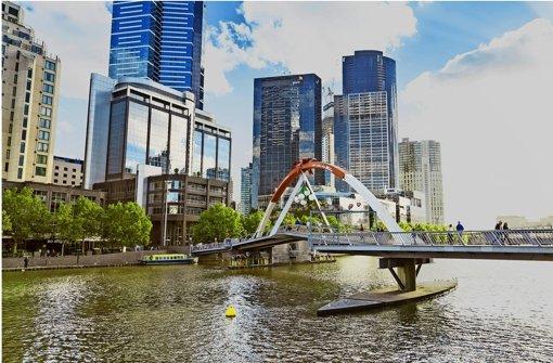 Leben und arbeiten in einer  Großstadt wie Melbourne –  für moderne Menschen ist das normal. Doch sie verlangen nach attraktiven Städten  zu einem bezahlbaren Preis. Foto: Fotolia