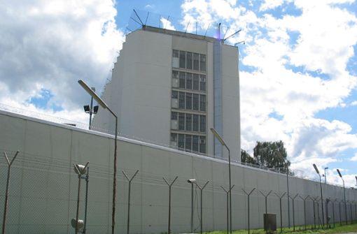 Stammheimer Gefängnis wird zur Baustelle