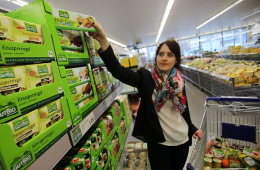 Bio-Händler: Discounter wollen grünes Mäntelchen