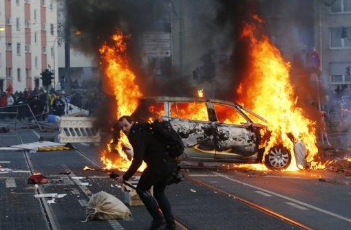 Blockupy ist diskreditiert