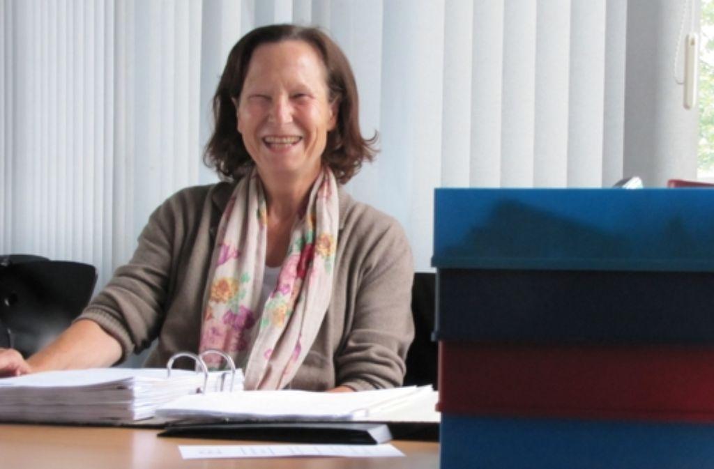Gerdi Storz ist seit Kurzem die neue Sprecherin der Sillenbucher Ehrenamtsagentur. Foto: Sägesser