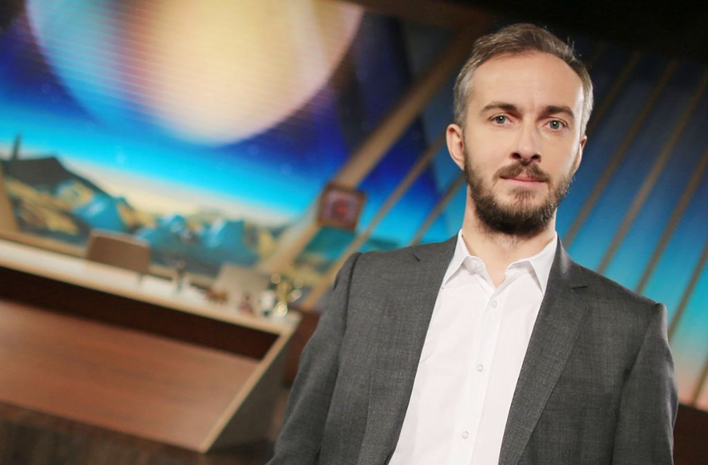 Moderator Jan Böhmermann gehört zu den Opfern des Hackerangriffs. Foto: dpa