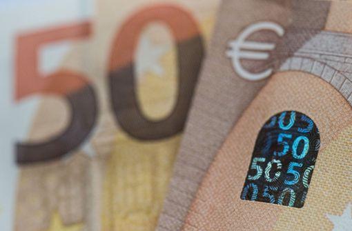 Polizei warnt vor falschen 50-Euro-Scheinen