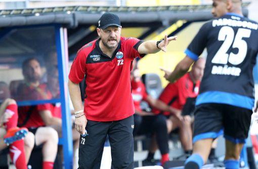 Trainer vom SC Paderborn schreibt Bundesliga-Geschichte
