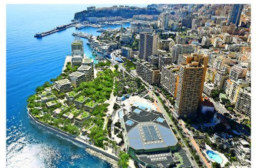 So sieht die Luxus-Insel für Monacos Millionäre aus