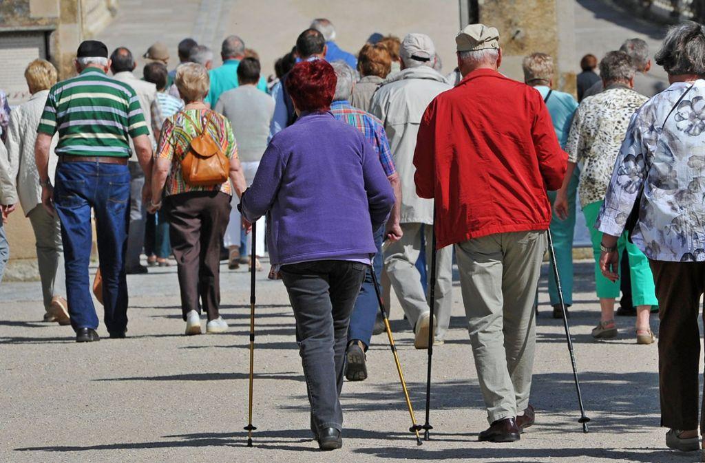 Zum Start der Rentenkommission der Bundesregierung fordert die IG Metall einen Kurswechsel in der Rentenpolitik. (Symbolbild) Foto: dpa-Zentralbild