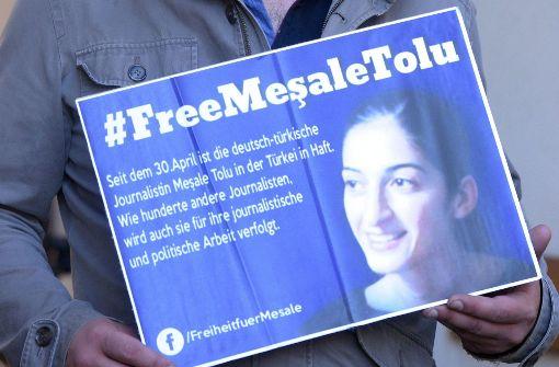 Journalistin Tolu kommt unter Auflagen frei