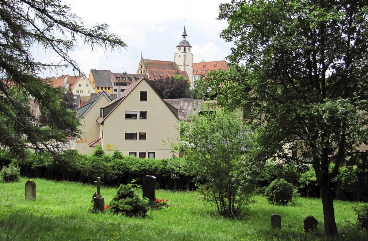 Als Idee gibt es das Projekt am Alten Friedhof in Waldenbuch schon länger, jetzt bietet sich eine günstige Gelegenheit. Foto: Archiv/Claudia Barner