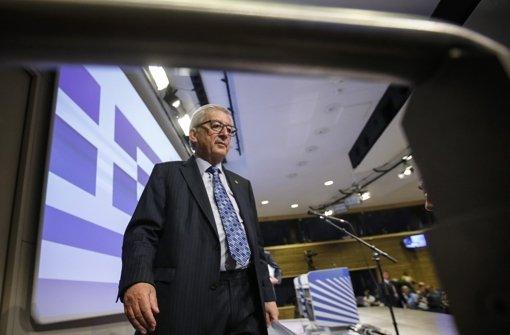 Ich bin gegen ein Grexit