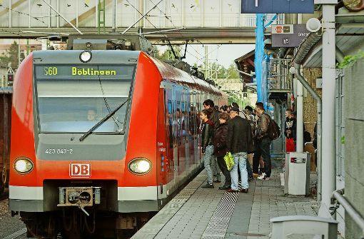 Mehr Busse für den S-Bahn-Anschluss