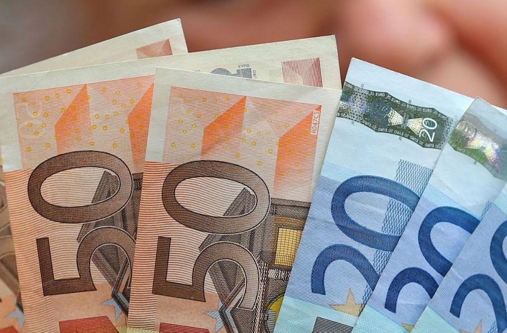 Die Kunden der Stadtwerke wurden wohl um rund 50000 Euro geprellt (Symbolbild). Foto: dpa