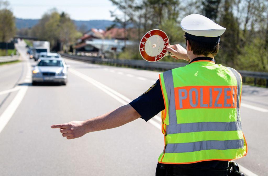 Mehr Kontrollen hält die CDU auch an Wochenenden für erforderlich. Foto: dpa