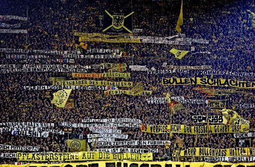 Schwarze Tage für die gelbe Wand