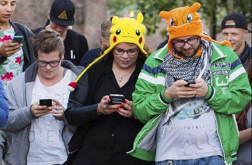 Der Wahnsinn heißt Pokémon Go