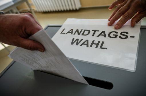 Wahllokale in Brandenburg und Sachsen geöffnet