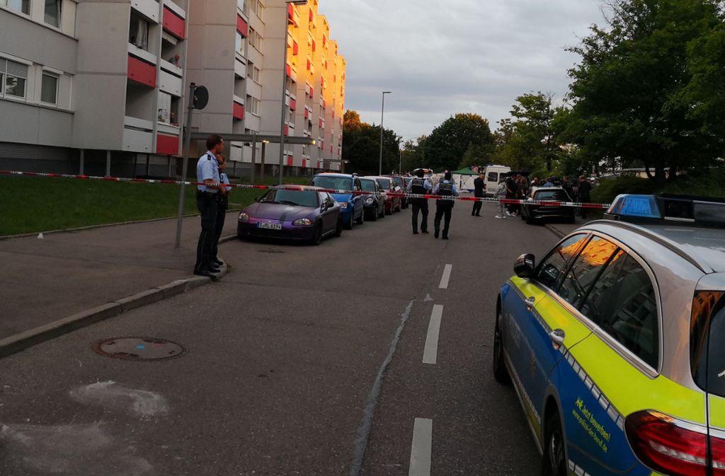 Die Polizei sucht mit Hochdruck nach dem Täter. Foto: Fotoagentur Andreas Rosar
