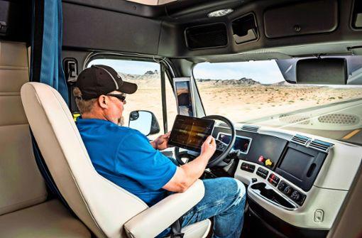 Kommt Daimler Truck alleine gut voran?