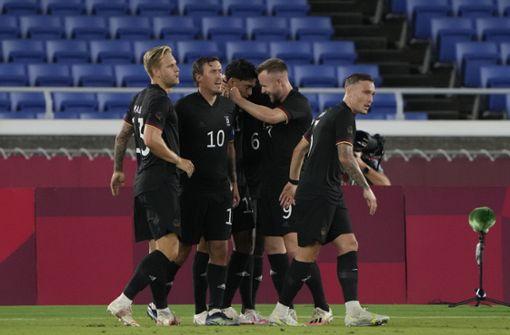 DFB-Team besiegt Saudi Arabien mit 3:2