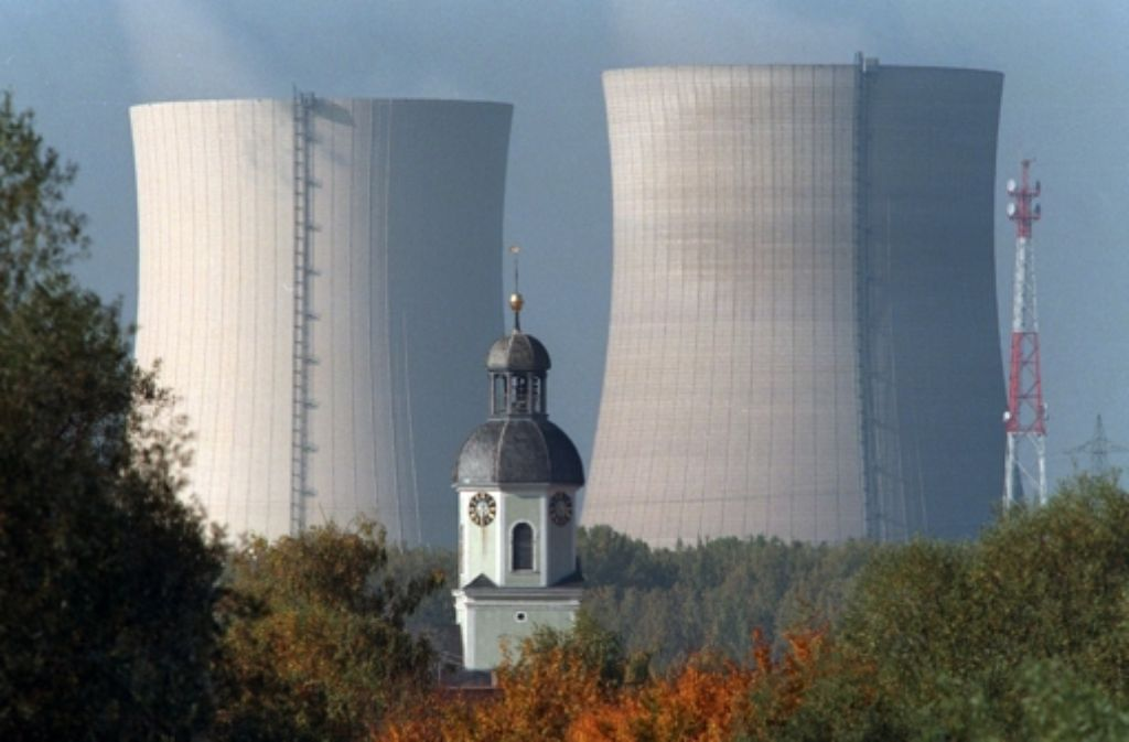 Erst ein Unbekannter machte Verstöße im Reaktor Philippsburg bekannt. Foto: dpa