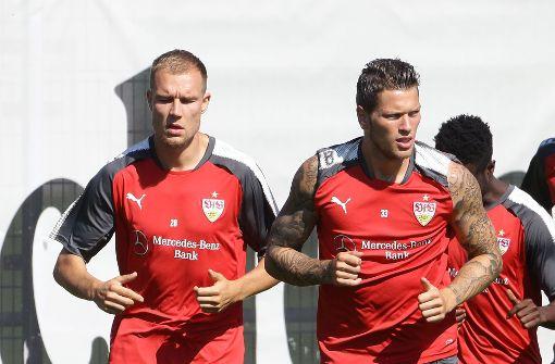 Holger Badstuber und Daniel Ginczek kehren zurück