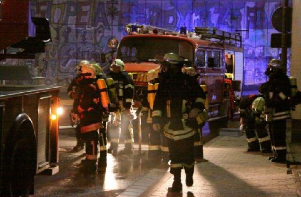 In den vergangenen fünf Jahren gab es im saarländischen Völklingen eine mysteriöse Serie von Brandstiftungen. Gehen Sie auf das Konto der Zwickauer Terrorzelle? Foto: dpa