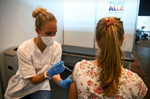 Ansturm auf Impfaktion an Schulen  bleibt aus