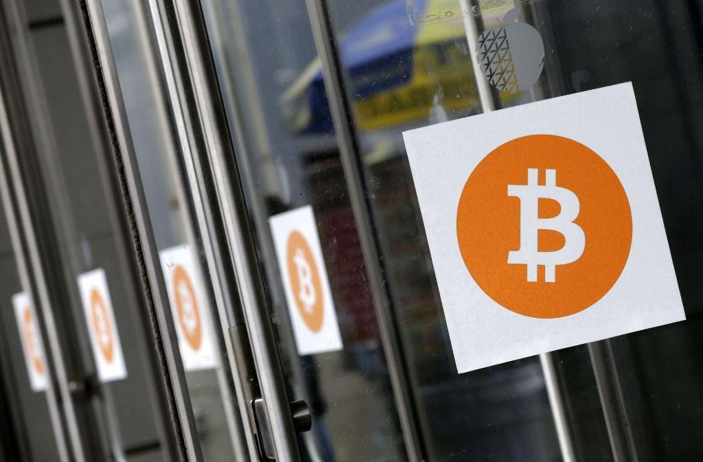 Der Höhenflug von Bitcoin geht weiter. Foto: AP