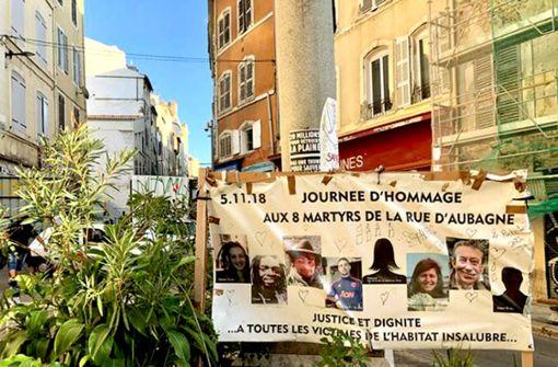 Die Wunde von Marseille klafft noch immer