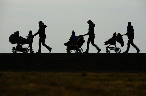 Mehr Kindergeld und weniger Steuern für Familien