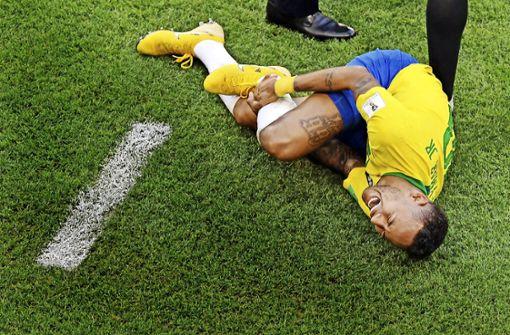 Ist Neymar reif für den Oscar?