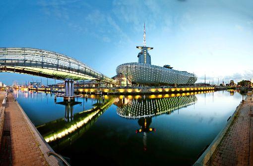 Bremerhaven: Wissen am Wasser