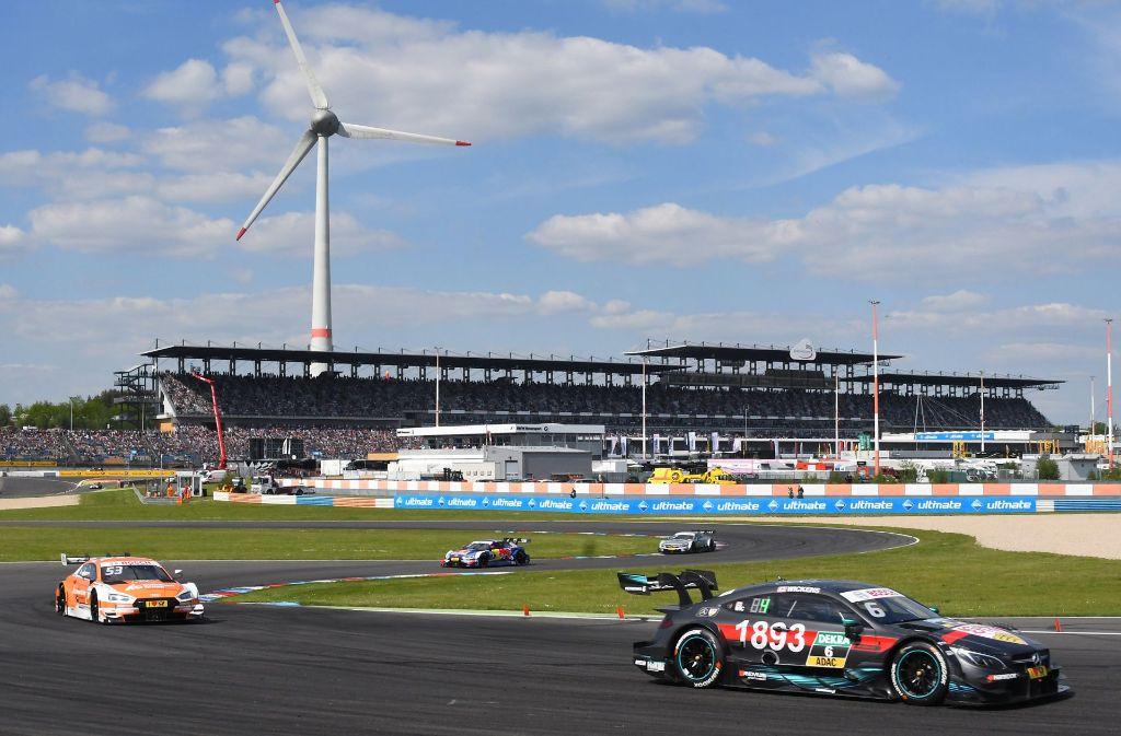 Die Zeiten des Rennsports auf dem Lausitzring werden wohl bald vorbei sein. Foto: dpa